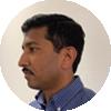 headshot of Vinod